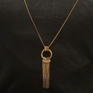 Jewelry - ** 3 for $45 SALE ** Tassel Pendant Necklace